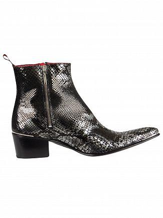 Jeffery West Black Creek Leather Boots