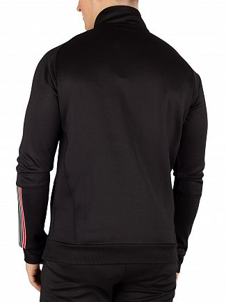 Religion Black/Red Crash Track Jacket