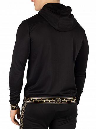Sik Silk Black Cartel Agility Zip Hoodie