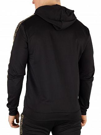 Sik Silk Black Cartel Poly Pullover Hoodie