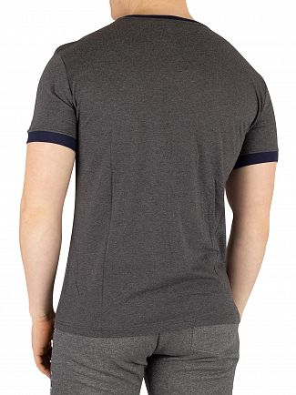 Tommy Hilfiger Dark Grey Heather RN T-Shirt