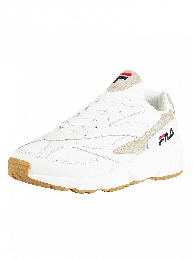 Fila Vintage White 94 Low Trainers