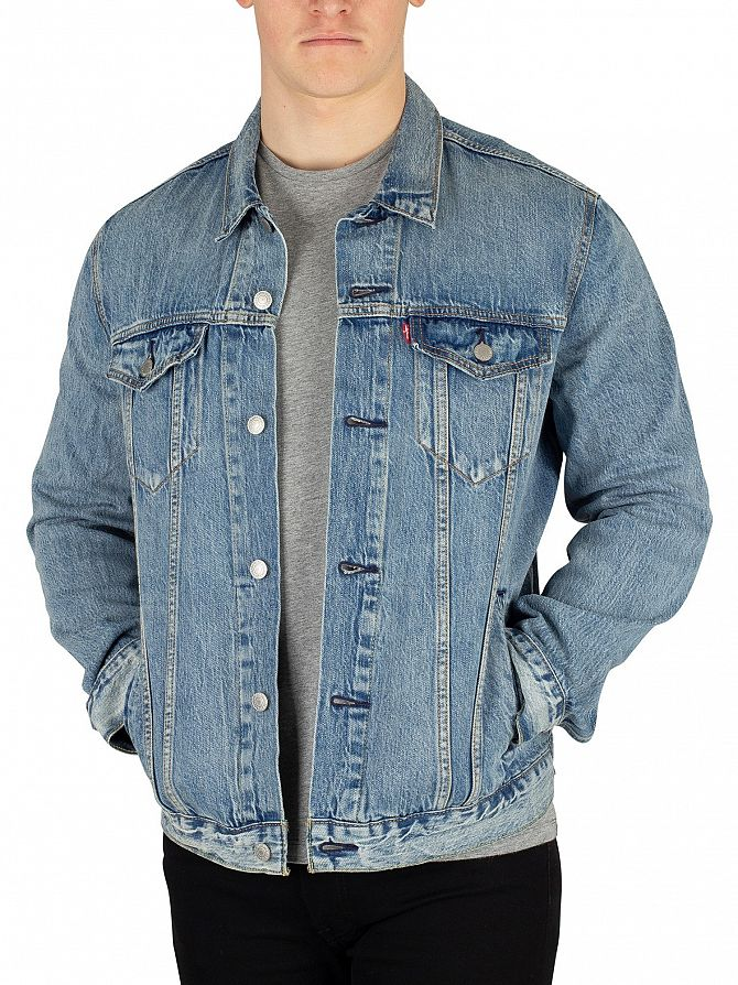 Levi's Killebrew The Trucker Jacket
