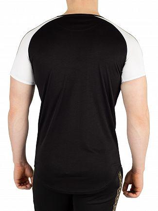 Sik Silk Black Performance T-Shirt