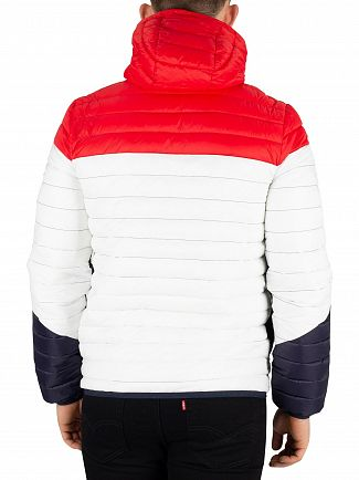 Superdry Optic Mix Axis Padded Jacket