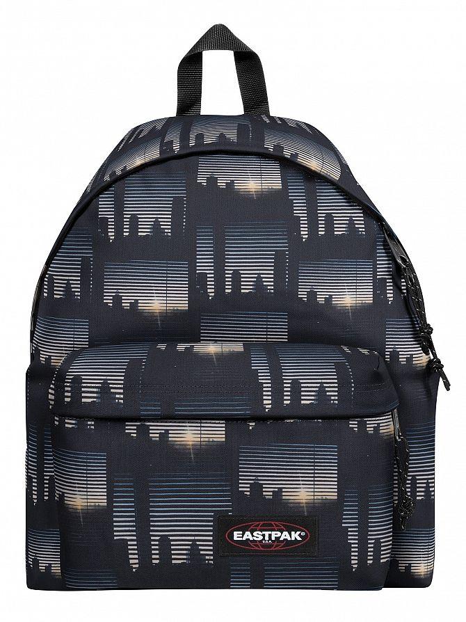 Eastpak Upper East Stripe Padded Pak'R Backpack