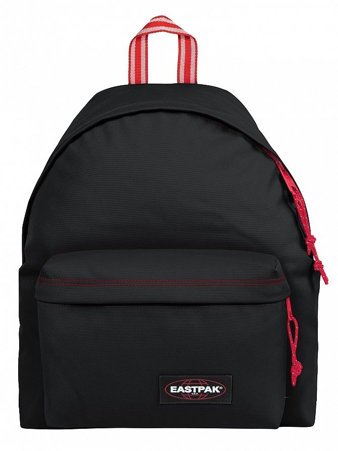 Eastpak Blakout Dark Padded Pak'R Backpack