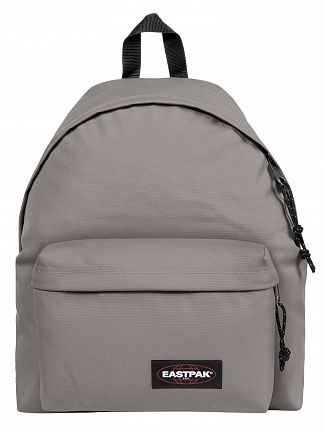 Eastpak Concrete Grey Padded Pak'R Backpack
