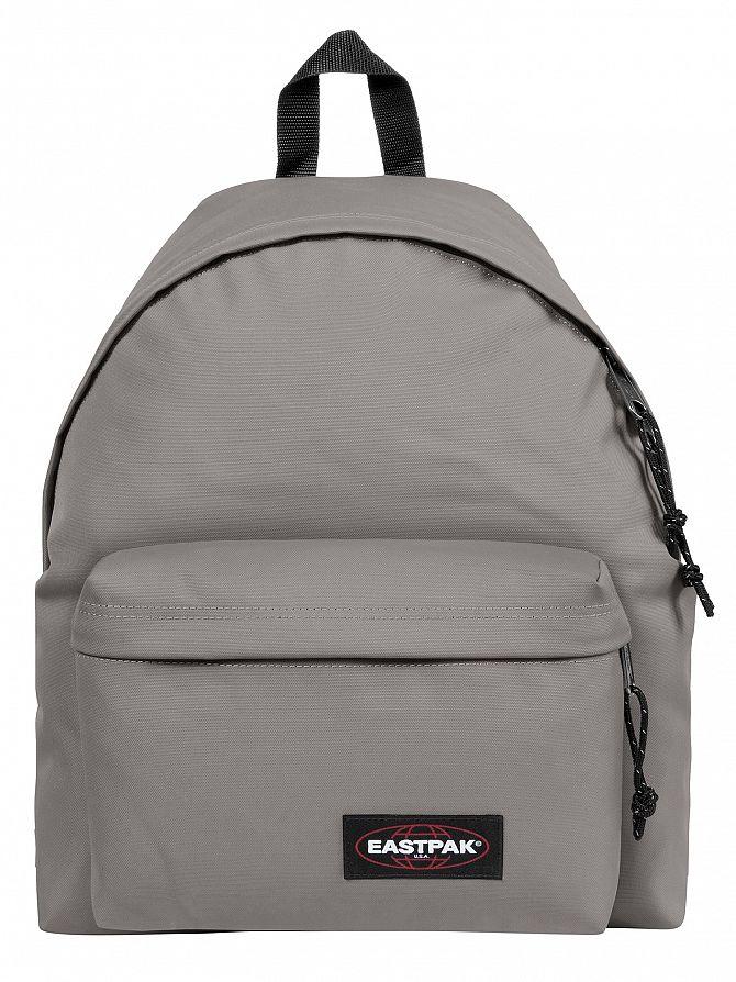 Eastpak Concrete Grey Padded Pak'R Backpack