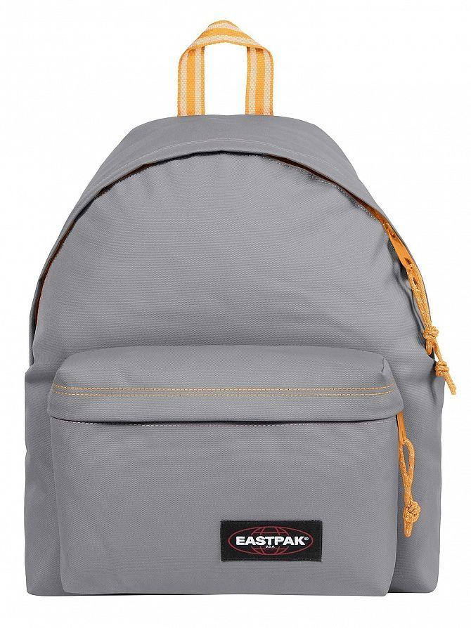 Eastpak Blakout Concrete Padded Pak'R Backpack