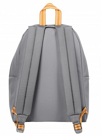 Eastpak Blakout Concrete Padded Pak'R Backpack