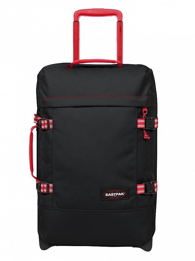 Eastpak Blakout Dark Tranverz S Cabin Luggage Case