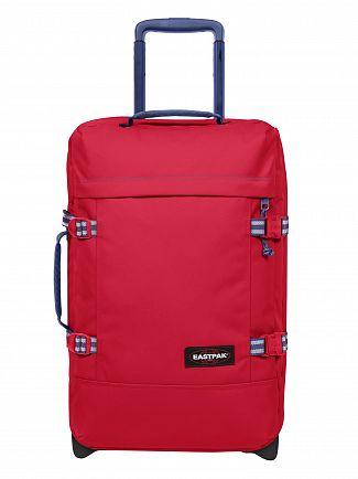 Eastpak Blakout Stop Tranverz S Cabin Luggage Case