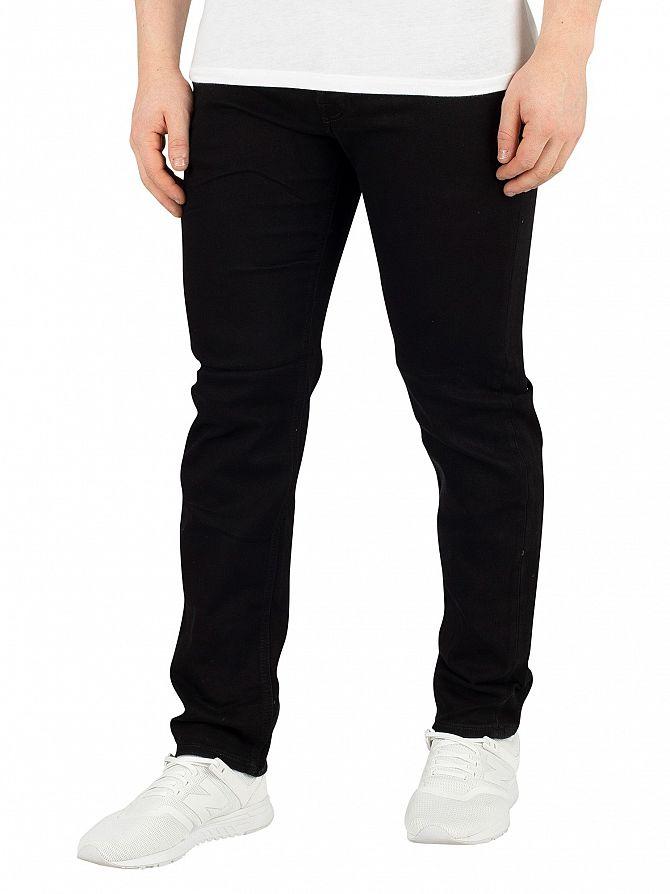 Jack & Jones Black Denim Original Mike 816 Jeans