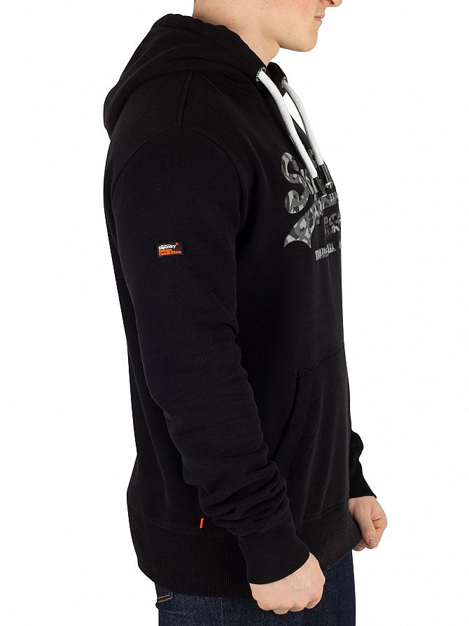 À Superdry Ebay Homme Noir Avec Capuche Sweat Camouflage Logo Vintage wEpHESqWF