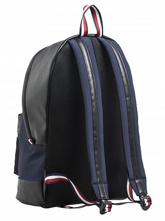Tommy Hilfiger Navy/Black Signature Backpack