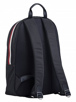Tommy Hilfiger Navy Sport Mix Backpack