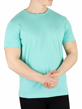 Gant Pool Green The Original T-Shirt