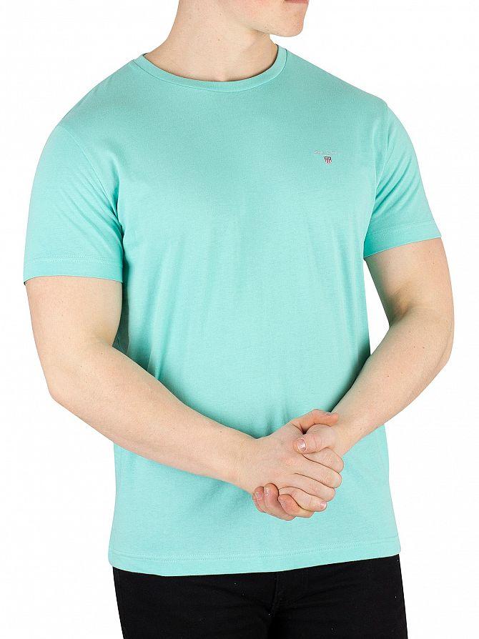 Gant Pool Green The Original T-Shirt