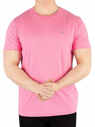 Gant Pink Rose The Original T-Shirt