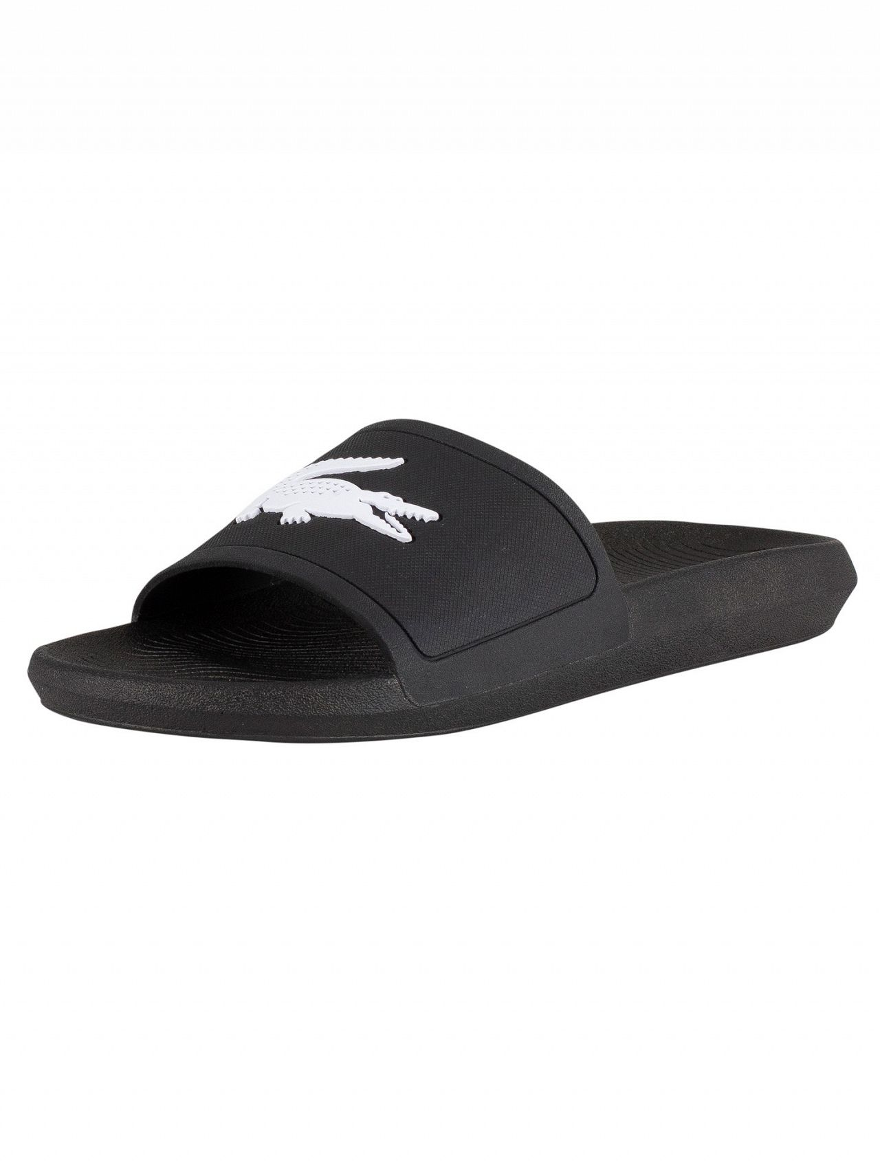 8df4c22ce074 Lacoste Black White Croco 119 1 CMA Sliders