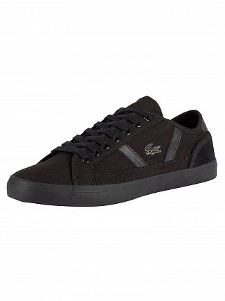Lacoste Black/Black Sideline 119 1 CMA Trainers