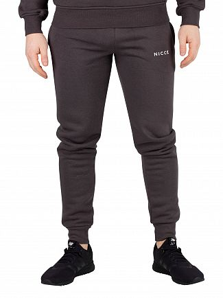 Nicce London Coal Original Logo Joggers