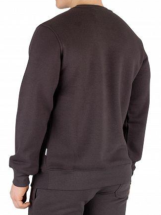 Nicce London Coal Original Logo Sweatshirt
