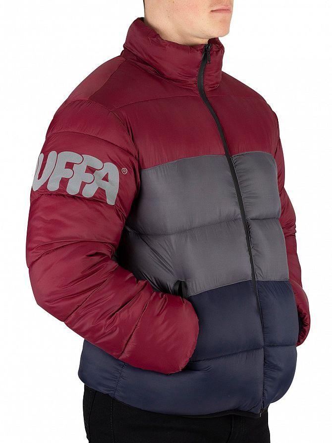 Puffa  Zinfandel Cut & Sew Jacket