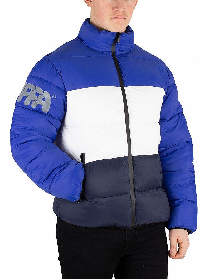 Puffa  Surf The Web Cut & Sew Jacket