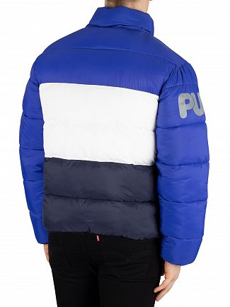 Puffa  Surf The Web Cut & Sew Jacket