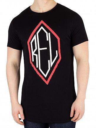 Religion Black REL T-Shirt
