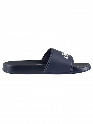 Ellesse Navy Filippo Sliders
