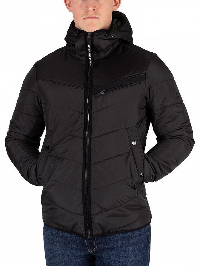 G-Star Dark Black Attacc Overshirt Jacket