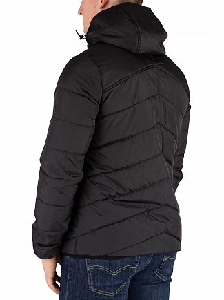 G-Star Dark Black Attacc Overshirt Jacket