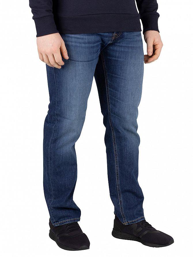 Jack & Jones Blue Denim Mike Original 814 Jeans
