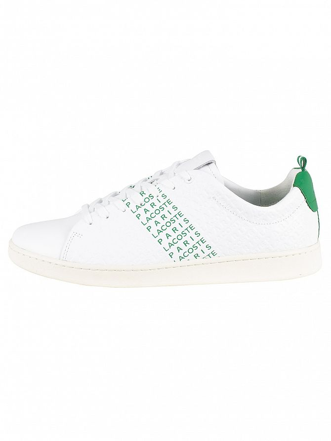 2b09dc7eec12 Lacoste Men s Carnaby EVO 119 9 Leather Trainers