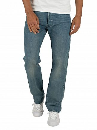 Levi's Tissue 501 Original Fit Jeans