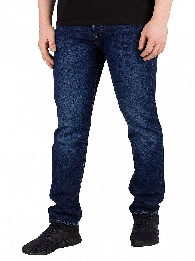 Levi's Sponge 501 Slim Taper Jeans