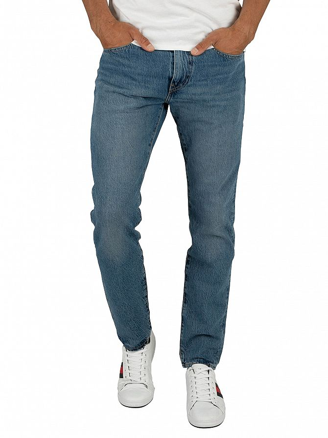Levi's Marcel Dark 512 Slim Taper Fit Jeans