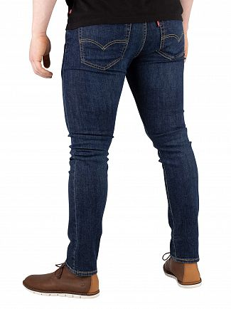 Levi's Lived In 519 Extreme Skinny Fit Jeans