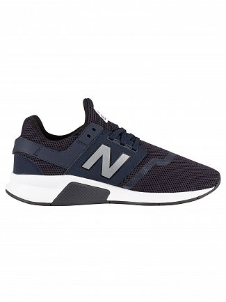 New Balance Eclipse/Silver 247 Trainers