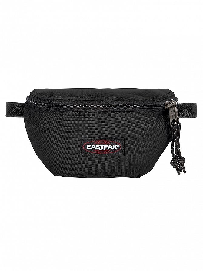 Eastpak Black Springer Hip Bag