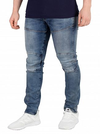 G-Star Medium Aged 5620 3D Skinny Jeans