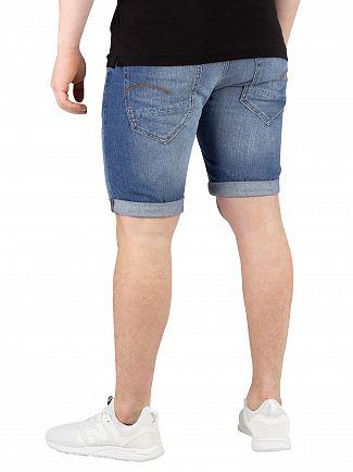G-Star Medium Aged D-Staq Slim Denim Shorts