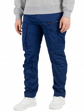 G-Star Pacific Rovic Zip 3D Straight Tapered Cargos