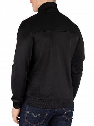 Diadora Black Track Jacket