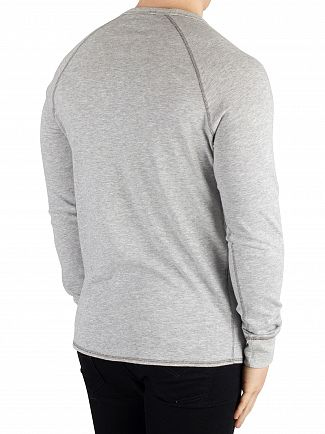 G-Star Grey Heather Jirgi Longsleeved T-Shirt