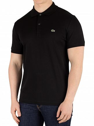 Lacoste Black Classic Poloshirt