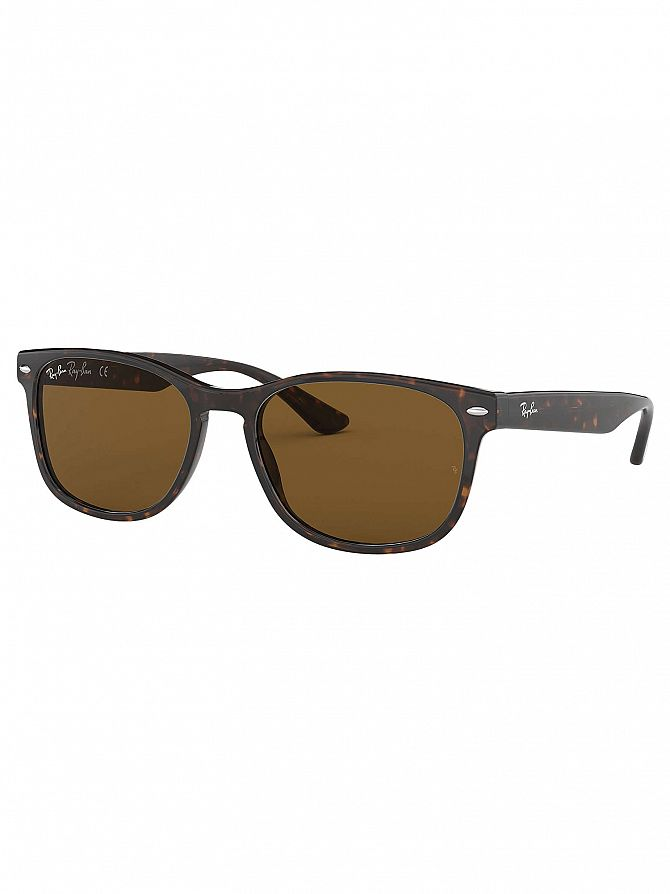 Ray-Ban Tortoise RB2184 Acetate Sunglasses